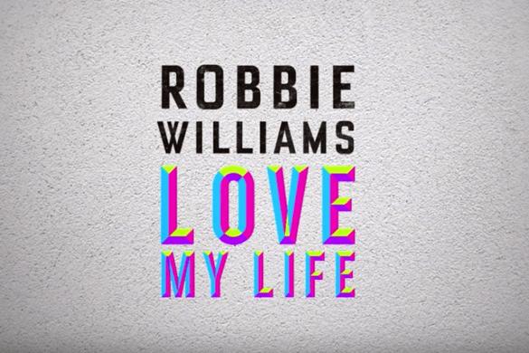 Album cover Robbie Williams